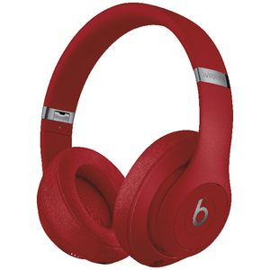 Beats Studio3 Wireless Over Ear Headphones Red