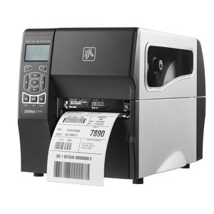 Zebra Thermal Transfer Serial USB Ethernet Printer ZT230T