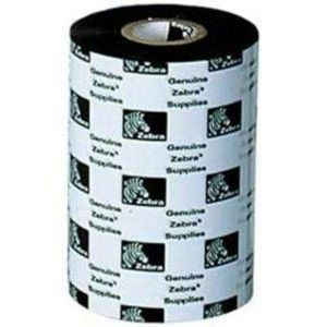 Zebra Wax Ribbon 110X74M