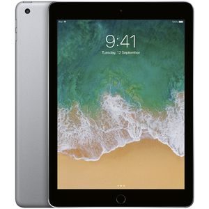 "iPad 9.7"" WiFi 128GB Space Grey 5th Gen"