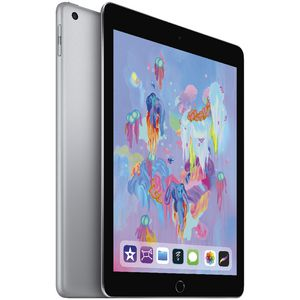 "iPad 6th Gen 9.7"" Cellular 32GB Space Grey"