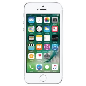 iPhone SE 128GB Silver