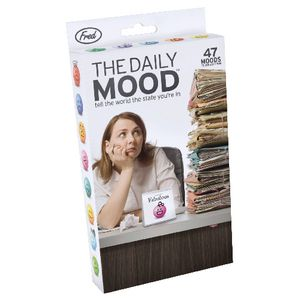 Fred The Daily Mood Desktop Flipchart