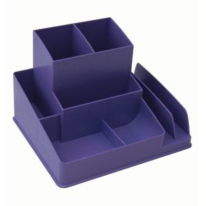 Italplast Desk Organiser Grape