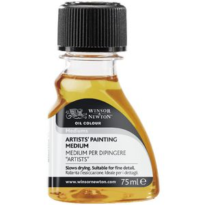 Winsor & Newton Painting Medium 75mL