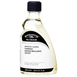 Winsor & Newton Gloss Varnish 500mL