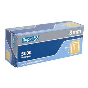 Rapid Staples 13/8 Box of 5000