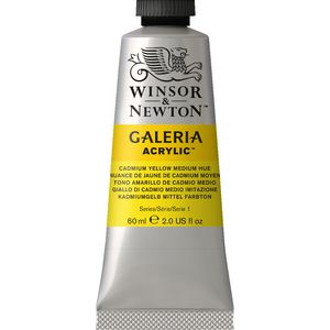 Winsor & Newton Galeria Acrylic Cadmium Yellow Pale Hue 60mL