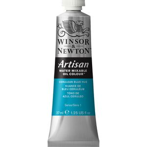 Winsor & Newton Oil Colour 37mL Cerulean Blue S1