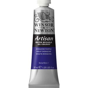 Winsor & Newton Oil Colour 37mL Dioxazine Purple S1