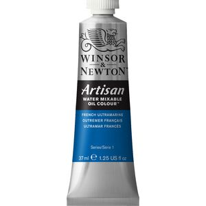Winsor & Newton Oil Colour 37mL French Ultramarine S1