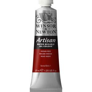 Winsor & Newton Oil Colour 37mL Indian Red S1