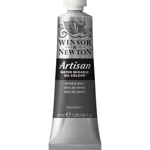 Winsor & Newton Oil Colour 37mL Paynes Grey S1