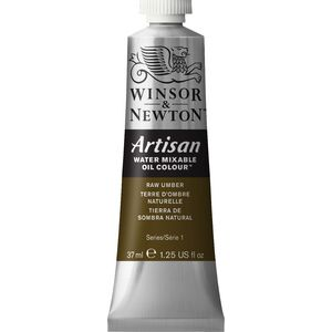 Winsor & Newton Oil Colour 37mL Raw Umber S1