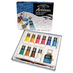 Winsor & Newton Oil Colour Studio Set 13 Pack