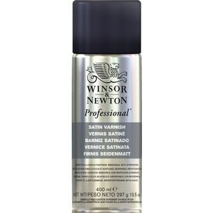 Winsor & Newton Professional Satin Varnish 400mL