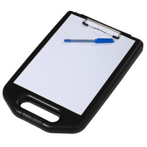 Celco Storage Clipboard A4 Black