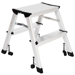 Jastek Aluminium Folding Mini Step Ladder