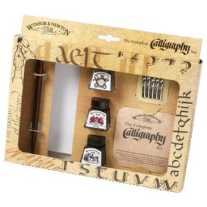 Winsor & Newton Complete Calligraphy Ink Set