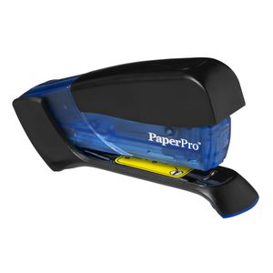 PaperPro 1512 Compact Half Strip Stapler Blue