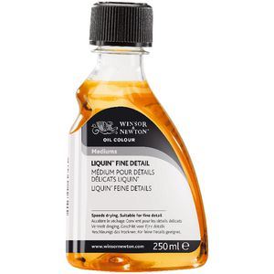 Winsor & Newton Liquin Fine Detail Medium 250mL