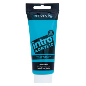 Reeves Acrylic Paint 100mL Blue Lake