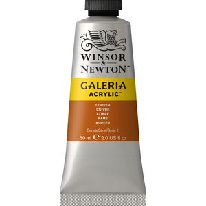 Winsor & Newton Galeria Acrylic Copper 60mL