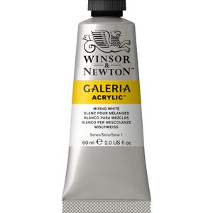 Winsor & Newton Acrylic Mixing White 60mL