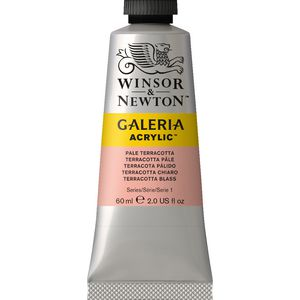 Winsor & Newton Acrylic Pale Terracotta 60mL