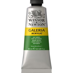 Winsor & Newton Acrylic Sap Green 60mL