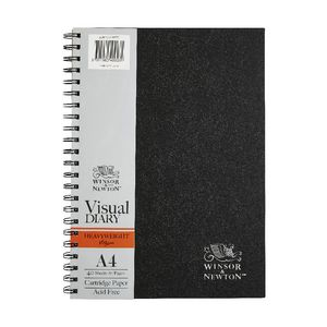 Winsor & Newton Heavyweight 165 gsm Visual Journal A4