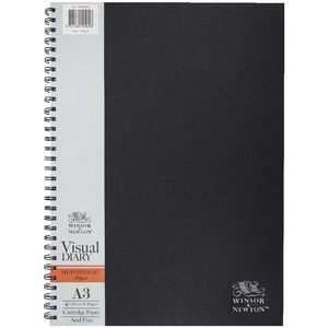 Winsor & Newton Heavyweight 165 gsm Visual Journal A3