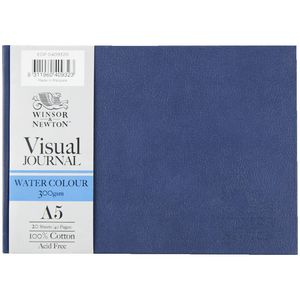 Winsor & Newton Hardbound Visual Journal A5L