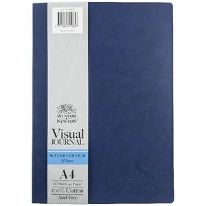 Winsor & Newton Soft Cover Watercolour Visual Journal A4