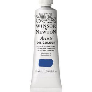 Winsor & Newton Artist Oil Colour 37mL French Ultramarine S3