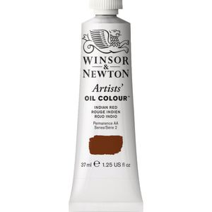 Winsor & Newton Artist Oil Colour 37mL Indian Red S2