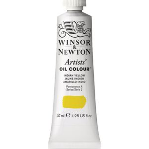Winsor & Newton Artist Oil Colour 37mL Indian Yellow S3