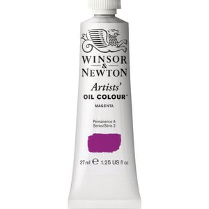 Winsor & Newton Artist Oil Colour 37mL Magenta S3