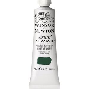 Winsor & Newton Artist Oil Colour 37mL Oxide of Chromium S4
