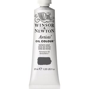 Winsor & Newton Artist Oil Colour 37mL Payne's Grey S1