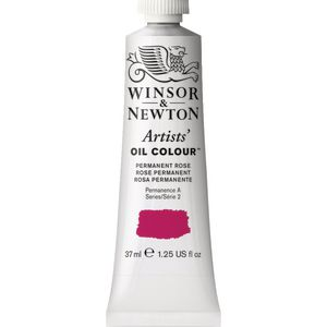 Winsor & Newton Artist Oil Colour 37mL Permanent Rose S3
