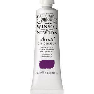 Winsor & Newton Artist Oil Colour 37mL Purple Lake S2