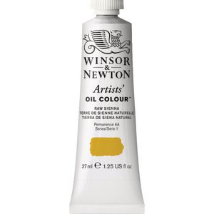Winsor & Newton Artist Oil Colour 37mL Raw Sienna S1