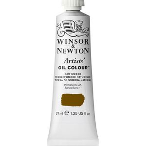 Winsor & Newton Artist Oil Colour 37mL Raw Umber S1