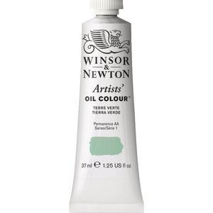 Winsor & Newton Artist Oil Colour 37mL Terre Verte S1
