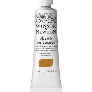 Winsor & Newton Artist Oil Colour 37mL Gold Ochre S1