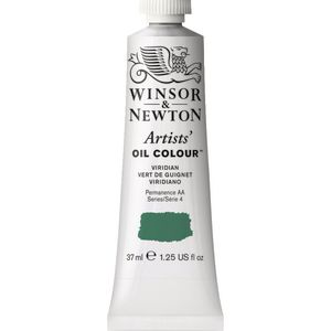 Winsor & Newton Artist Oil Colour 37mL Viridian S4