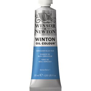 Winsor & Newton Winton Oil Colour 37mL Cerulean Blue Hue