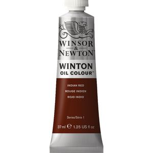 Winsor & Newton Winton Oil Colour 37mL Indian Red