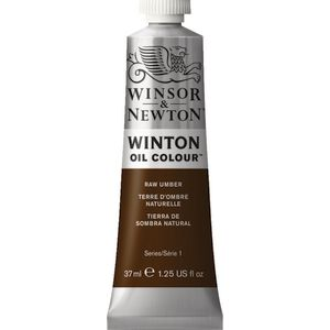 Winsor & Newton Winton Oil Colour 37mL Raw Umber